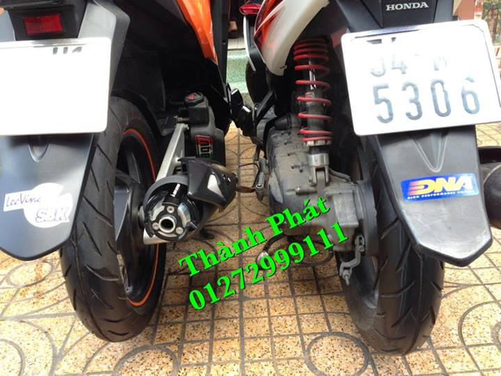 Vo lop xe may PKL va xe nho DunLop Michelin Briedgestone Continental IRC VeeRuber Swallow - 3