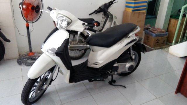 Piaggio liberty 125 ie doi 2011 bstp 9 nut