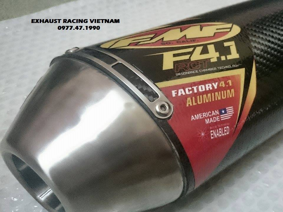 PO FMF Factory 41 CARBON