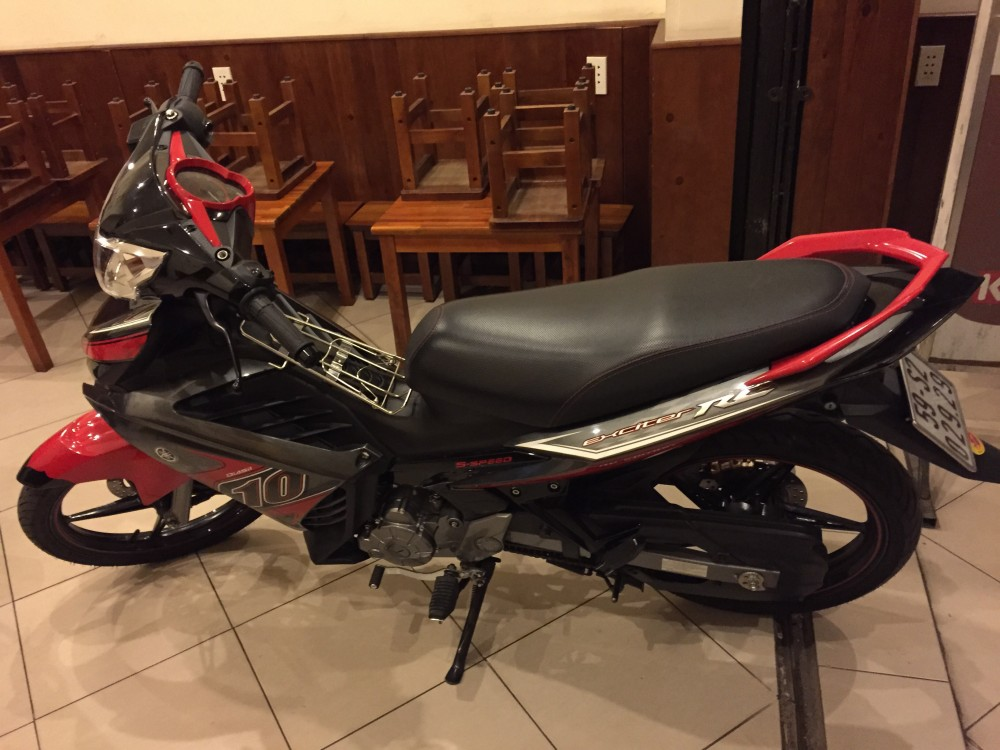 Sai Gon can ban Exciter thang 52014 mau doden