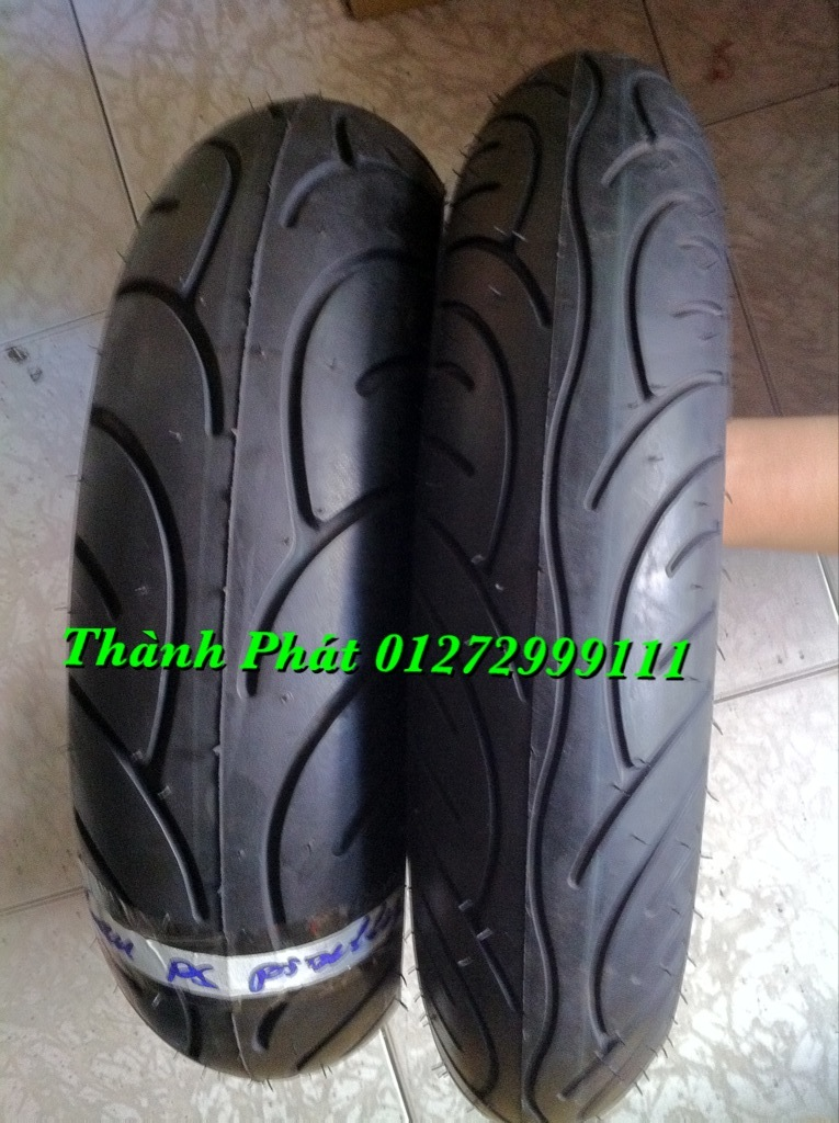 Vo lop xe may PKL va xe nho DunLop Michelin Briedgestone Continental IRC VeeRuber Swallow - 35