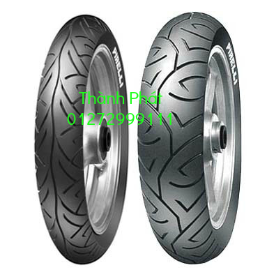 Vo lop xe may PKL va xe nho DunLop Michelin Briedgestone Continental IRC VeeRuber Swallow - 36