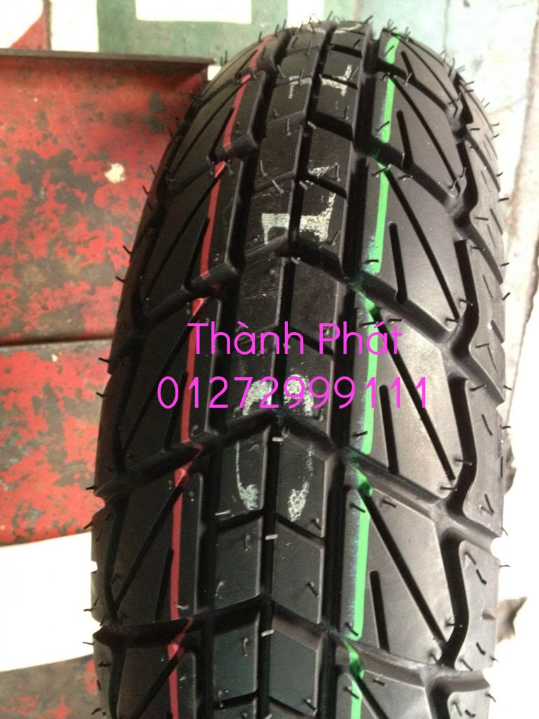 Vo lop xe may PKL va xe nho DunLop Michelin Briedgestone Continental IRC VeeRuber Swallow - 42