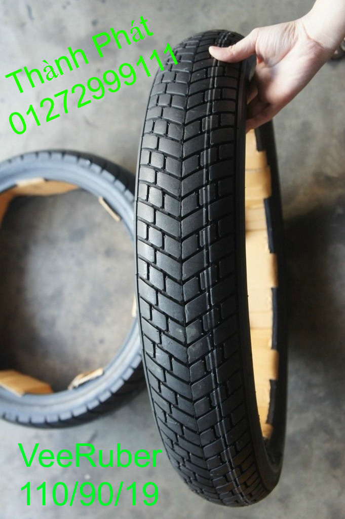 Vo lop xe may PKL va xe nho DunLop Michelin Briedgestone Continental IRC VeeRuber Swallow - 21