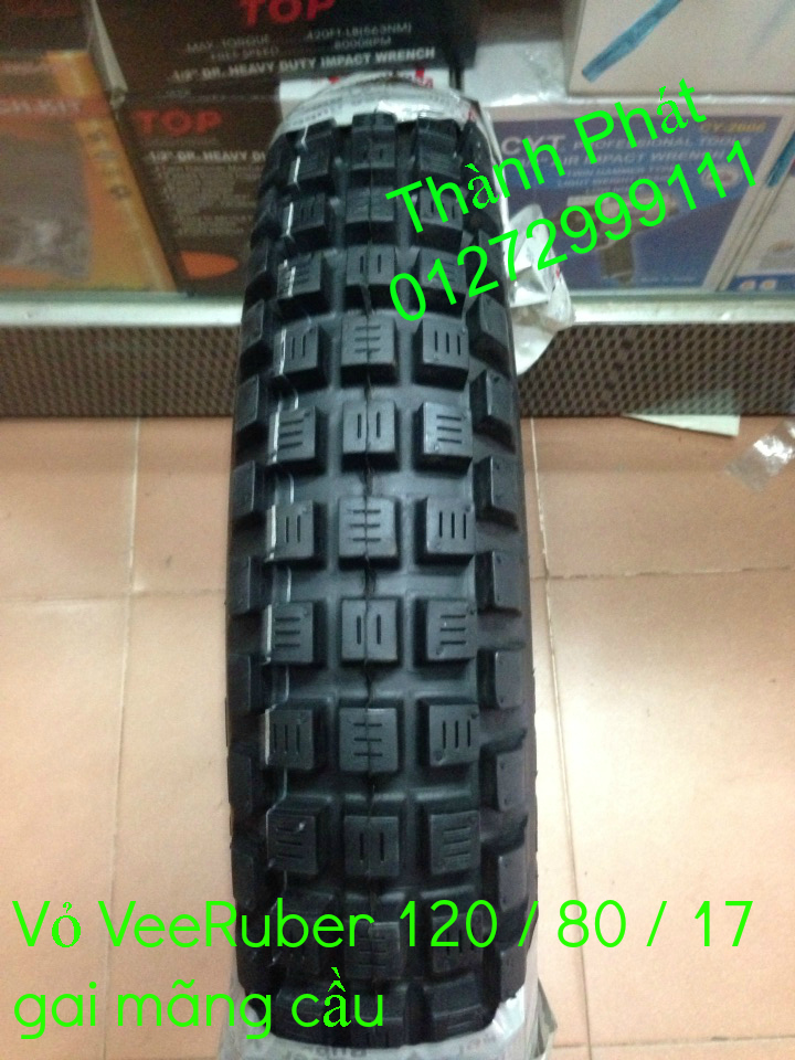 Vo lop xe may PKL va xe nho DunLop Michelin Briedgestone Continental IRC VeeRuber Swallow - 22