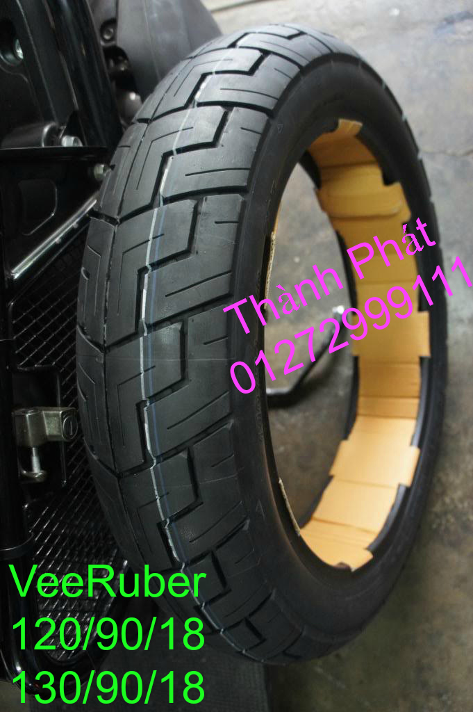 Vo lop xe may PKL va xe nho DunLop Michelin Briedgestone Continental IRC VeeRuber Swallow - 28