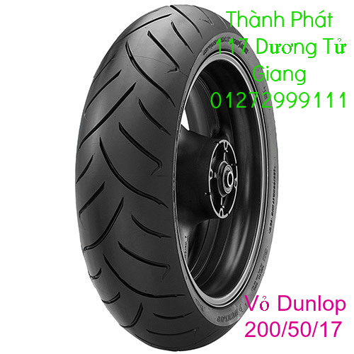 Vo lop xe may PKL va xe nho DunLop Michelin Briedgestone Continental IRC VeeRuber Swallow - 14