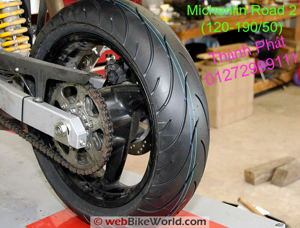 Vo lop xe may PKL va xe nho DunLop Michelin Briedgestone Continental IRC VeeRuber Swallow - 24