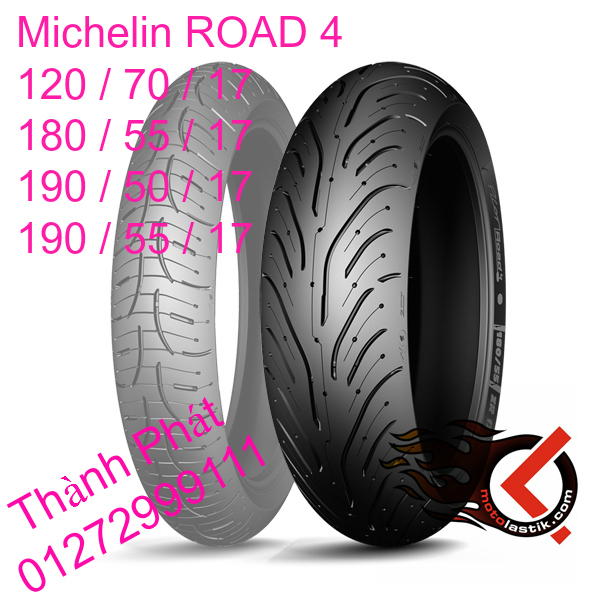 Vo lop xe may PKL va xe nho DunLop Michelin Briedgestone Continental IRC VeeRuber Swallow - 27