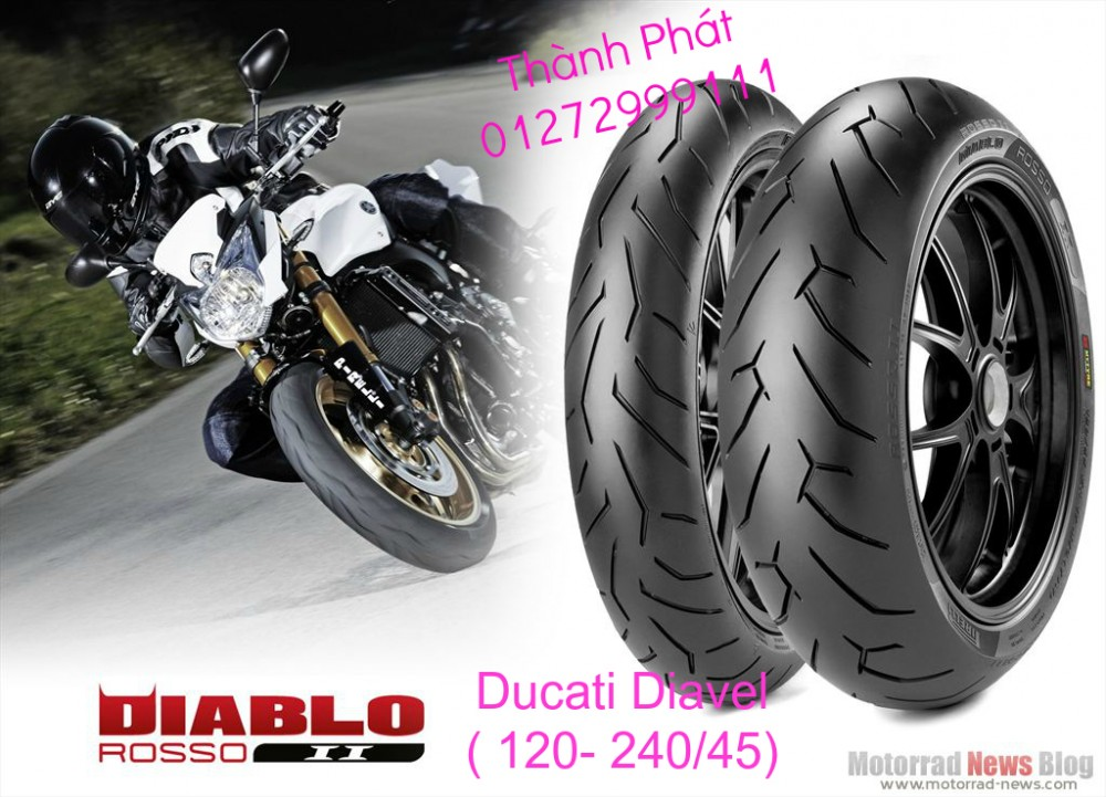 Vo lop xe may PKL va xe nho DunLop Michelin Briedgestone Continental IRC VeeRuber Swallow - 41