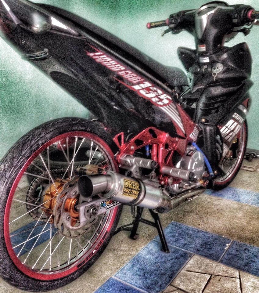 Yamaha Exciter 135cc phien ban chao ngay moi