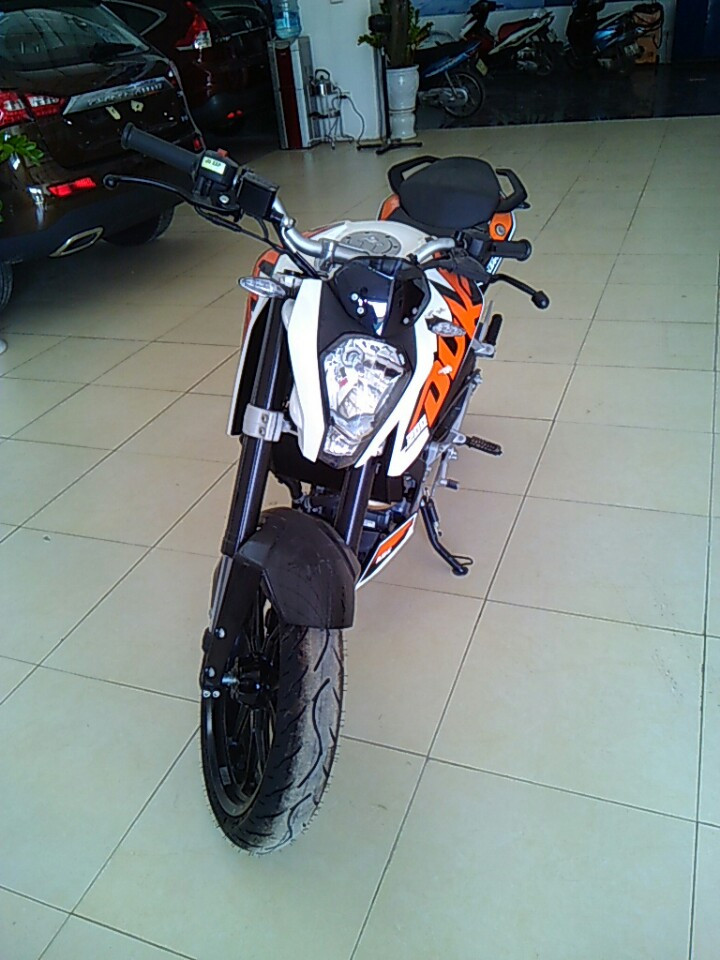Ban xe KTM duke 200 co ABS - 6