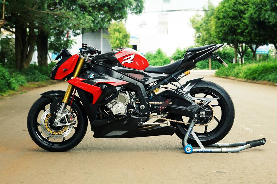 BMW S1000R 2015 voi ban do cuc chat cua biker Viet - 37