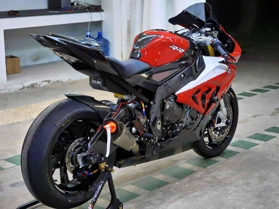 BMW S1000RR 2015 phien ban Carbon cuc chat cung nhieu option khung - 7