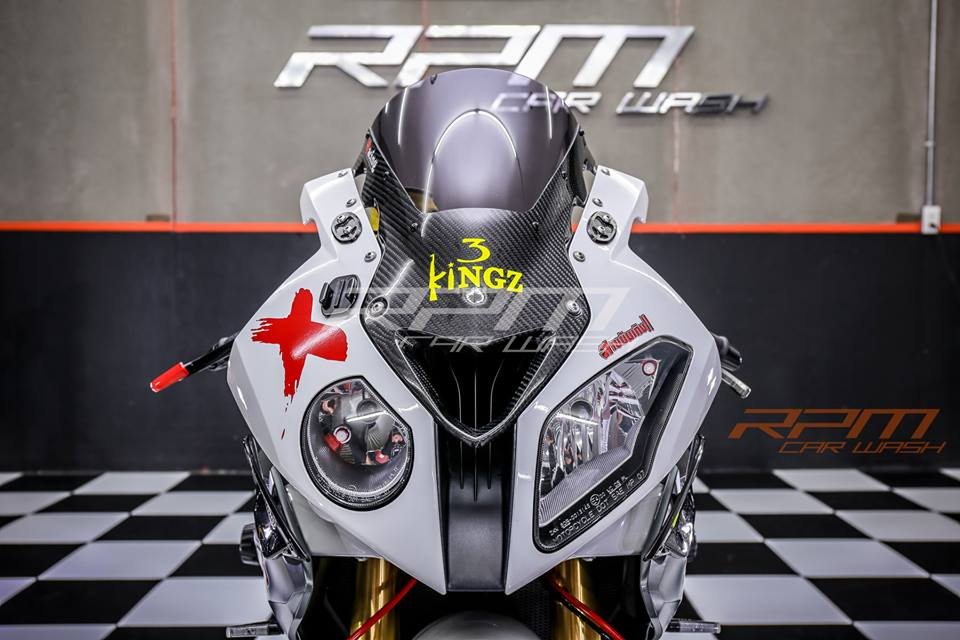 BMW S1000RR do sieu chat tu RPM CarWash - 3