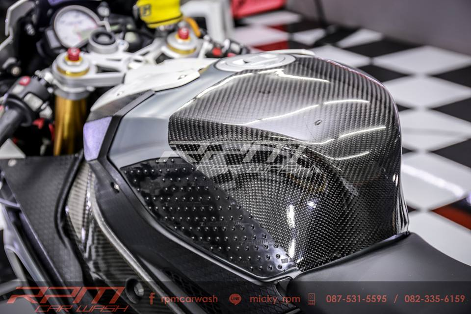 BMW S1000RR do sieu chat tu RPM CarWash - 6