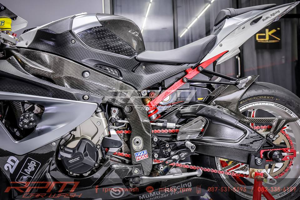 BMW S1000RR do sieu chat tu RPM CarWash - 9