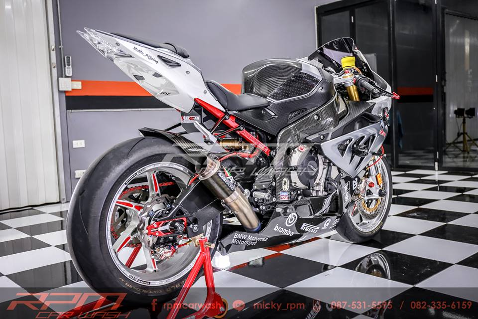 BMW S1000RR do sieu chat tu RPM CarWash - 13