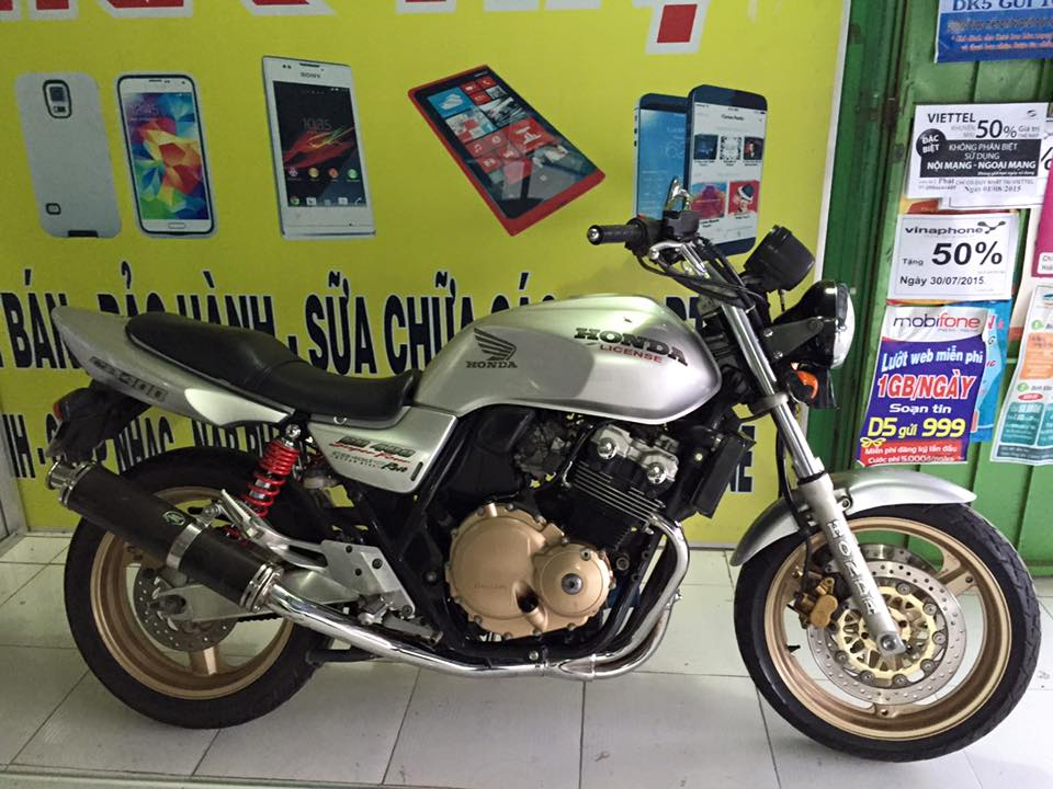 can ban cb400 2001