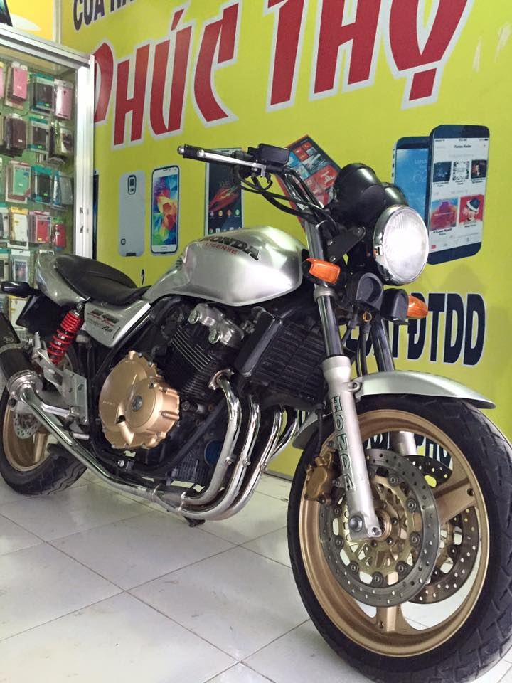 can ban cb400 2001 - 2