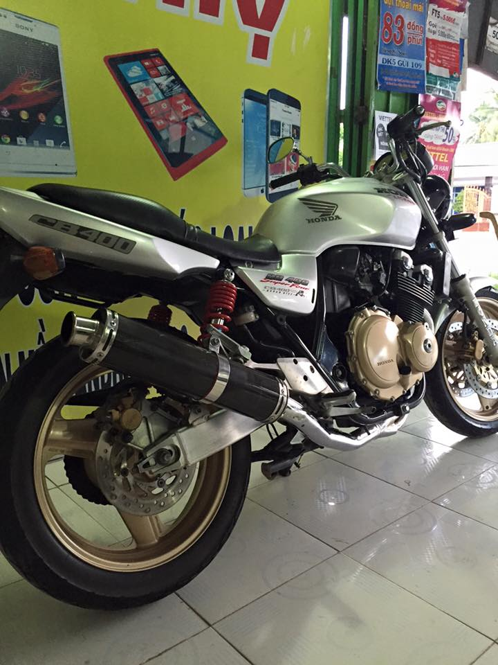 can ban cb400 2001 - 3
