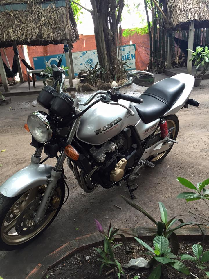 can ban cb400 2001 - 4