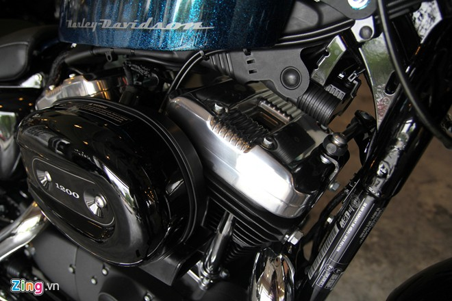 Can canh HarleyDavidson FortyEight duoc giam gia tai Viet Nam - 12