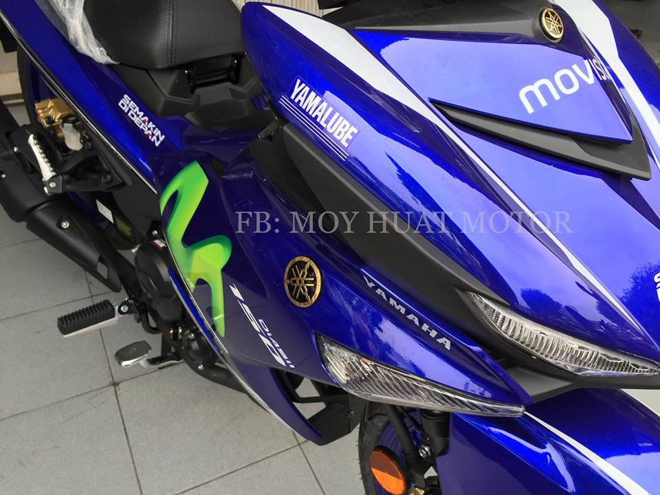 Can canh Yamaha Y15ZR phien ban Movistar