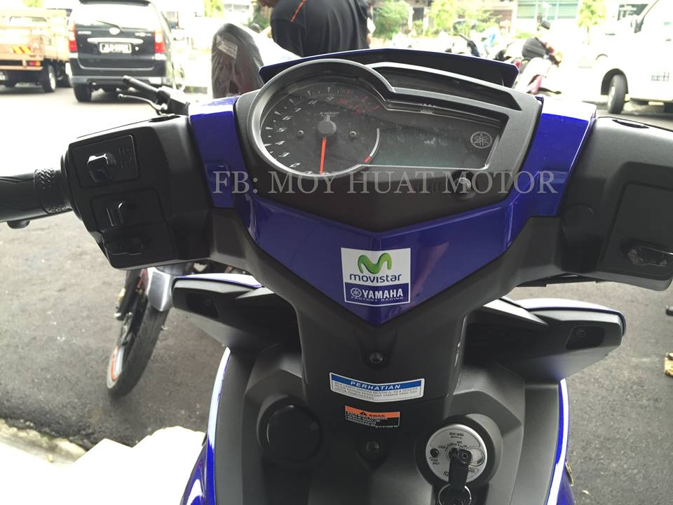 Can canh Yamaha Y15ZR phien ban Movistar - 3