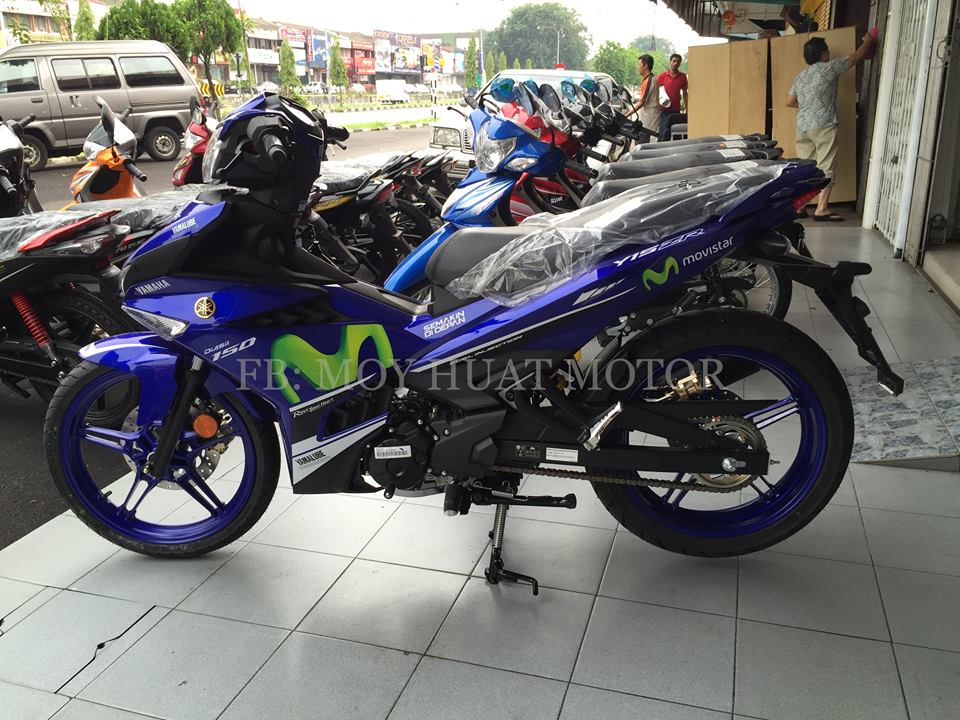 Can canh Yamaha Y15ZR phien ban Movistar - 6