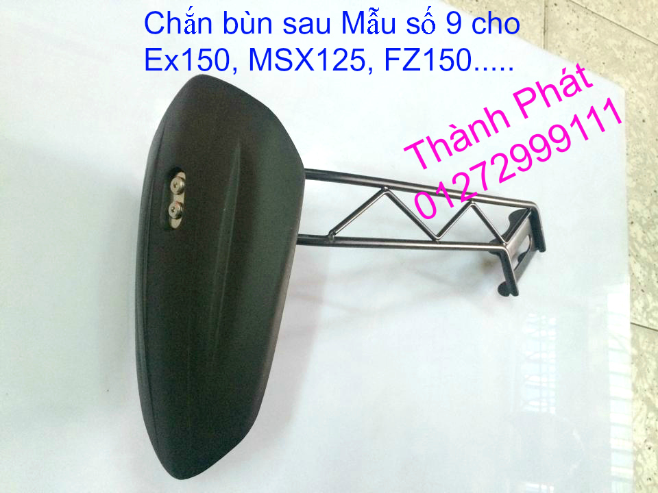 Do choi cho Raider 150 VN Satria F150 tu AZ Up 992015 - 19