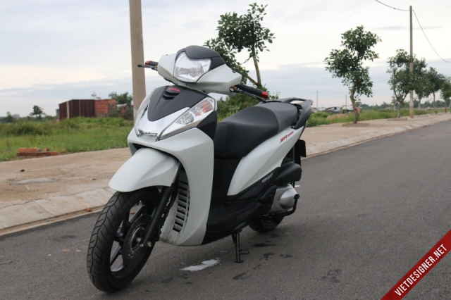 Chat luong Sh300i 2014