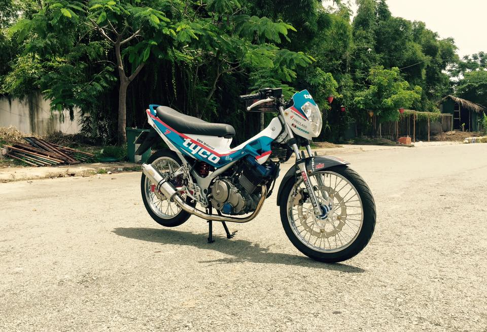 Con suzuki raider 150 doi cu show hang - 7