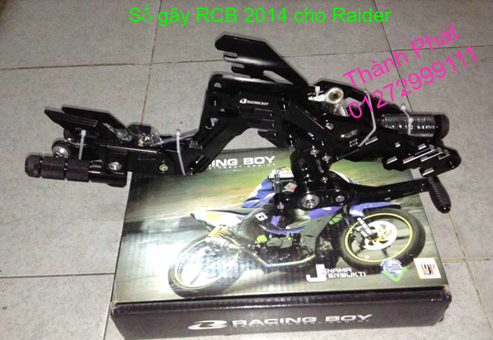 Do choi cho Raider 150 VN Satria F150 tu AZ Up 992015 - 3