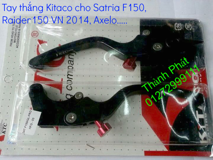 Do choi cho Raider 150 VN Satria F150 tu AZ Up 992015 - 25