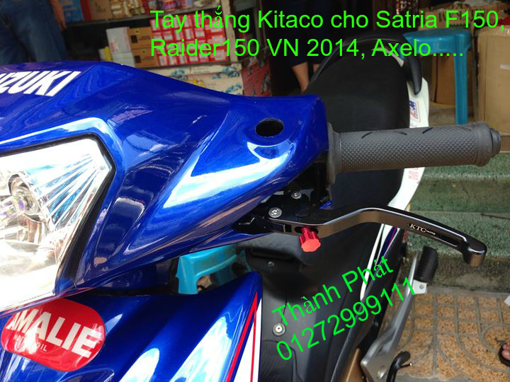Do choi cho Raider 150 VN Satria F150 tu AZ Up 992015 - 26