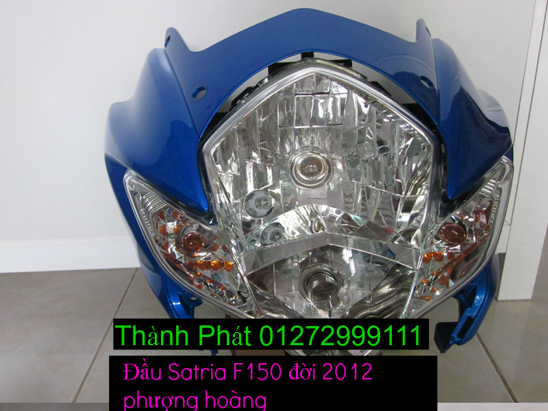 Do choi cho Raider 150 VN Satria F150 tu AZ Up 992015 - 17