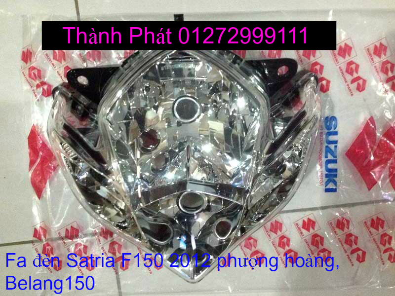Do choi cho Raider 150 VN Satria F150 tu AZ Up 992015 - 20