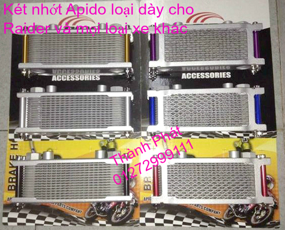 Do choi cho Raider 150 VN Satria F150 tu AZ Up 992015 - 40