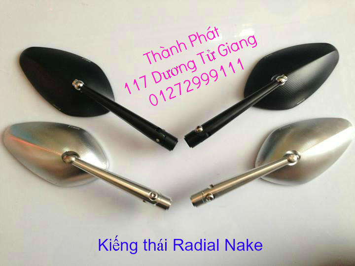 Kieng Thai RIZOMA 744 851 TOMOK CLASS Radial Nake ELisse iphone DNA Kieng gu CRG - 31