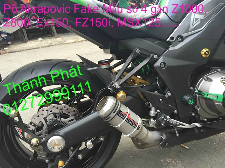 Do choi cho FZS Fi Ver 2 2014 FZS FZ16 2011 tu A Z Gia tot Up 2722015 - 31