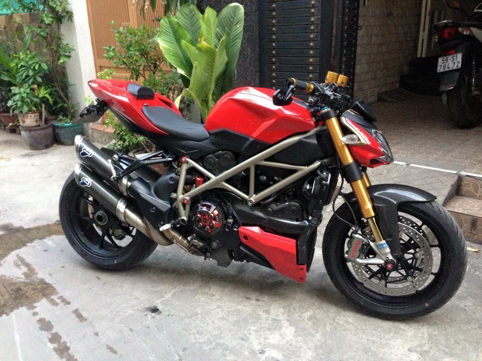 DUCATI STREETFIGHTER 1098S HQCN CAN BAN - 2