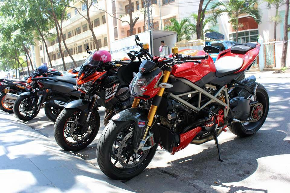 DUCATI STREETFIGHTER 1098S HQCN CAN BAN - 8