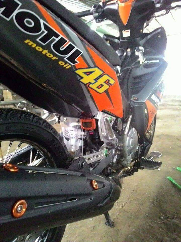 Exciter 135cc su tro lai mang phong cach 46 an tuong - 3