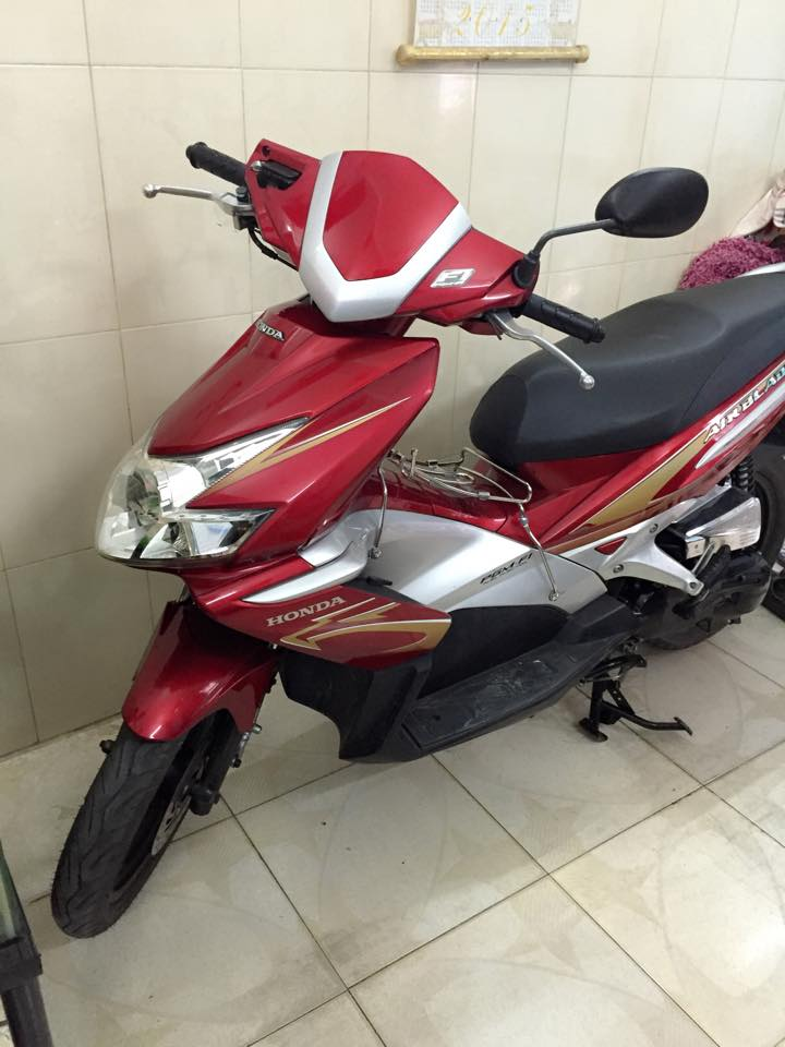Honda airblade fi 110 mau do den Bstp 4 so