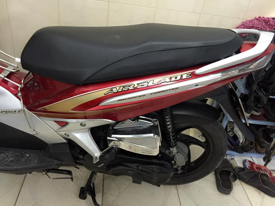 Honda airblade fi 110 mau do den Bstp 4 so - 5