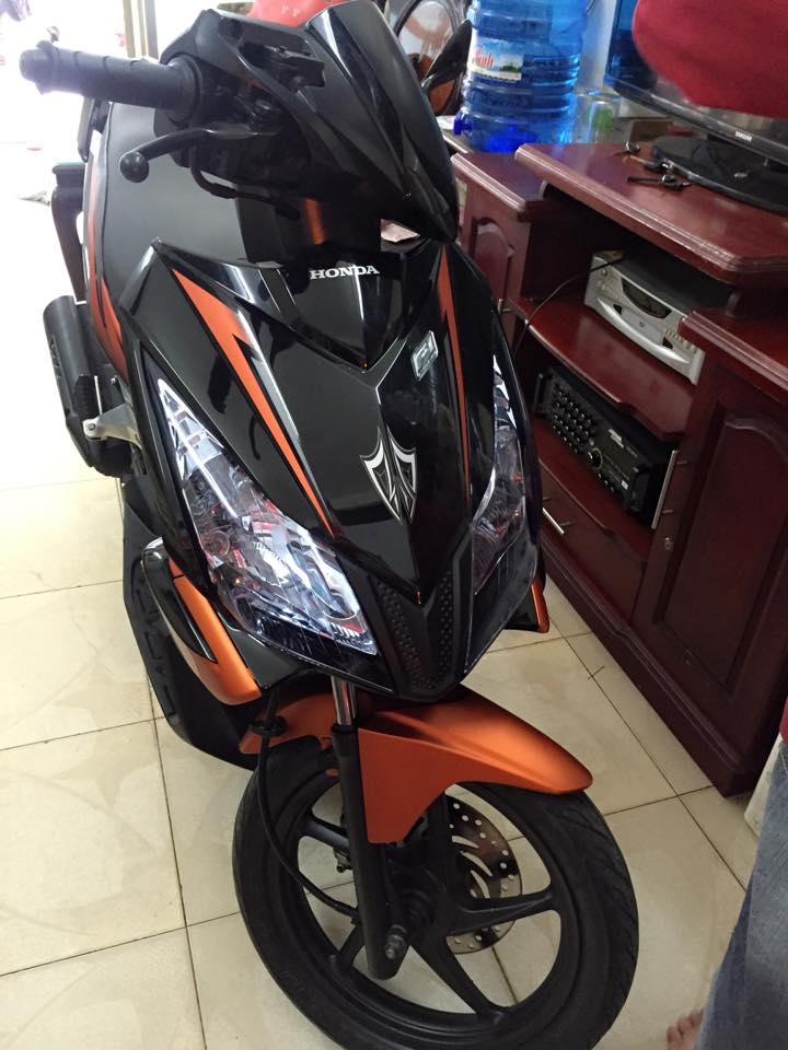 Honda airblade thai cam den Bstp 4 so - 6