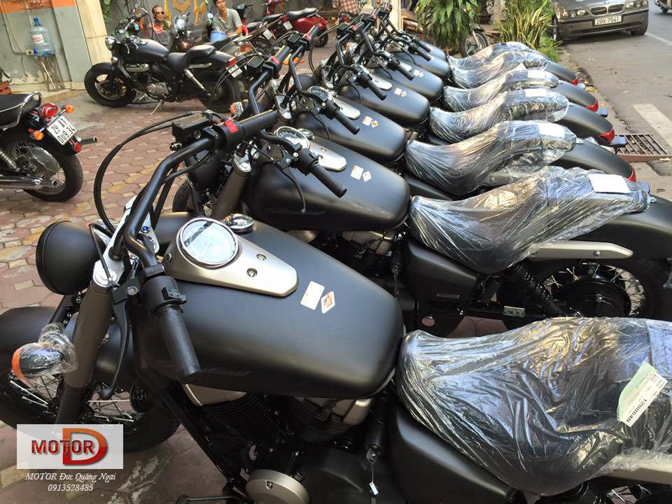 HONDA Shadow Phantom 750 2015 DUC QUANG NGAI - 4
