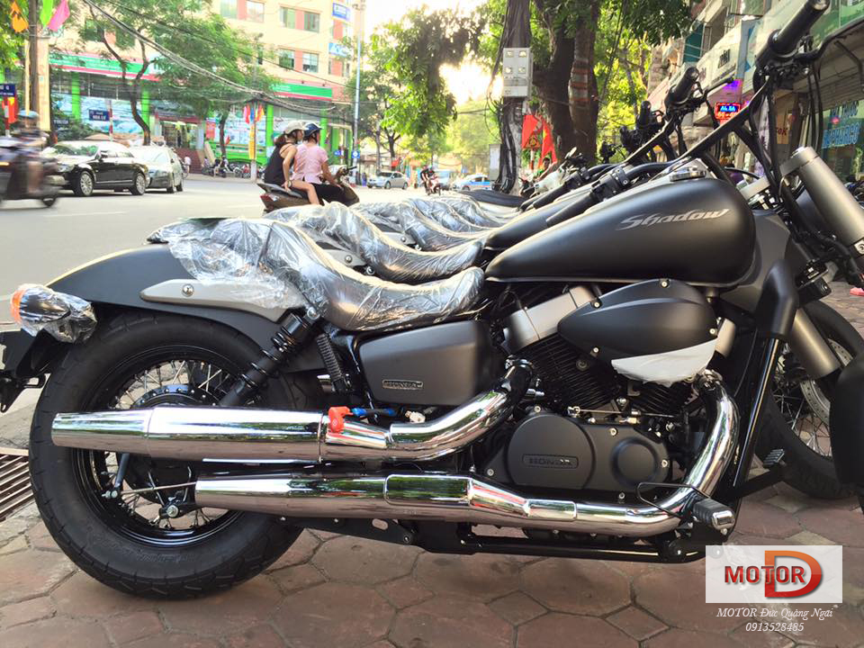 HONDA Shadow Phantom 750 2015 DUC QUANG NGAI - 7
