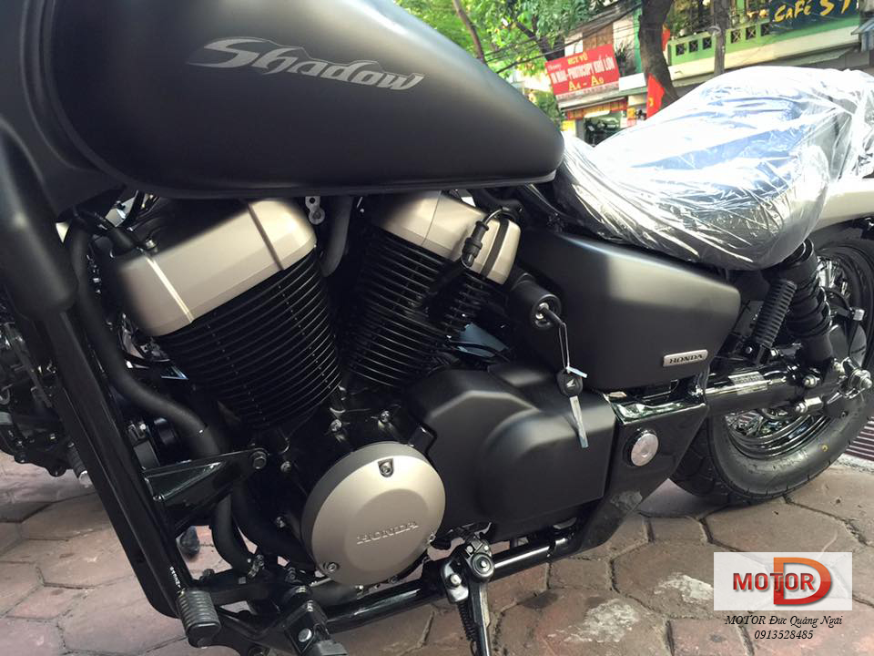 HONDA Shadow Phantom 750 2015 DUC QUANG NGAI - 8